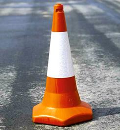 TMS Traffic Cone