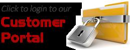 Customer Portal Banner
