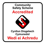 CSAS Welsh Logo
